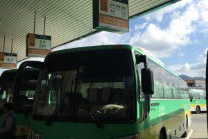 busan sokcho bus 300x200 - Busan to Sokcho, South Korea by bus