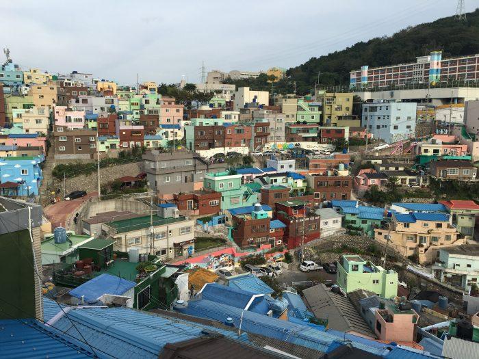 gamcheon culture village 700x525 - A visit to Gamcheon Culture Village in Busan, South Korea