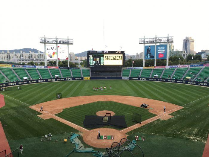 jamsil stadium seoul korean baseball game 700x525 - Attending a Doosan Bears KBO game at Jamsil Stadium in Seoul, South Korea