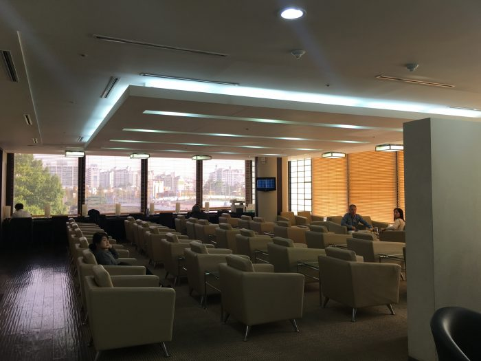 kal lounge seoul gimpo 700x525 - KAL Lounge Seoul Gimpo GMP review
