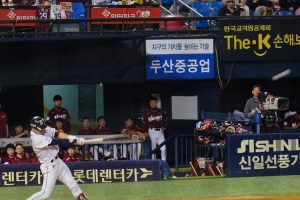 kbo home run doosan bears 300x200 - Attending a Doosan Bears KBO game at Jamsil Stadium in Seoul, South Korea