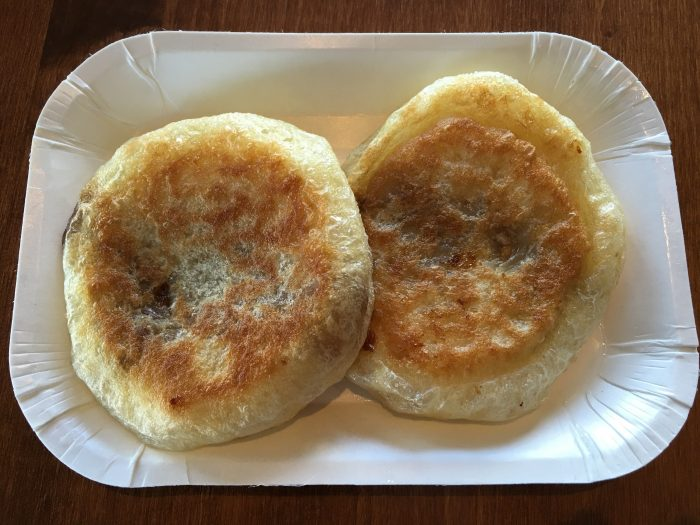 korean honey pancakes 700x525 - Hiking in Seoraksan National Park - Cable Car & Gwongeumseong Fortress