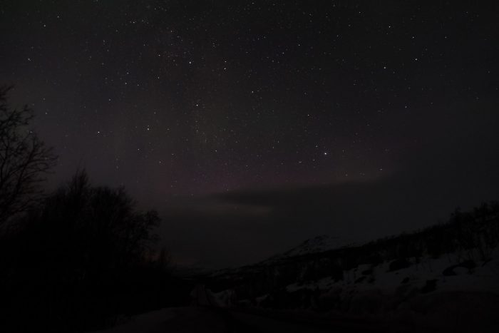 northern lights sky norway 700x467 - Chasing the Northern Lights in Tromsø, Norway