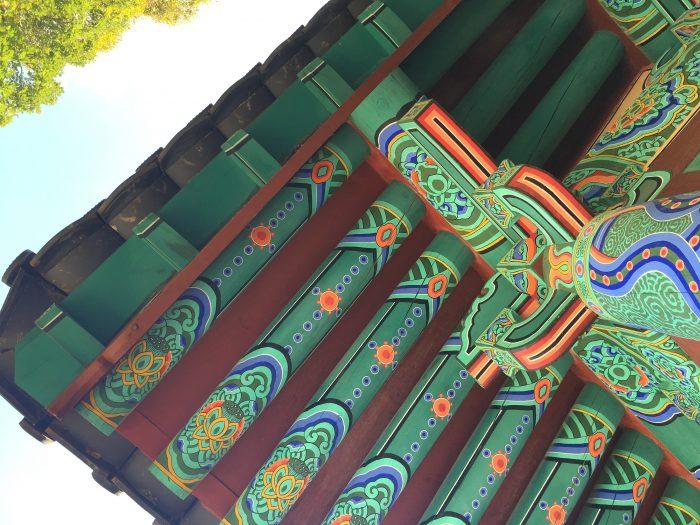 seokguram grotto roof 700x525 - A day trip from Busan to Gyeongju, South Korea