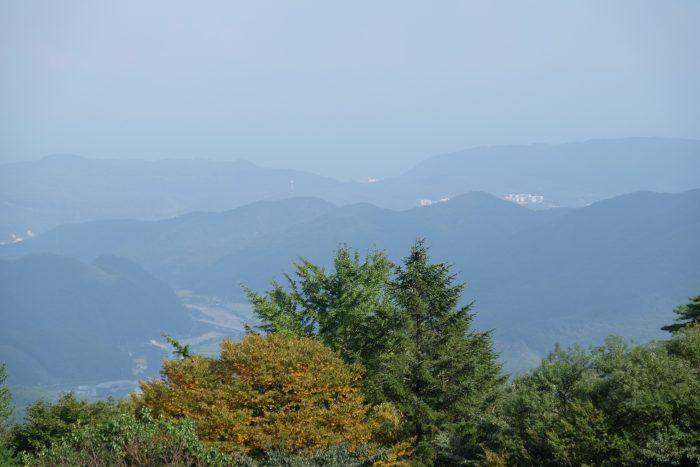 seokguram grotto viewpoint 700x467 - A day trip from Busan to Gyeongju, South Korea