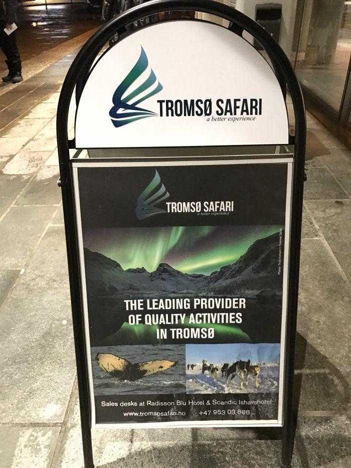 tromso safari northern lights tour 700x933 - Chasing the Northern Lights in Tromsø, Norway