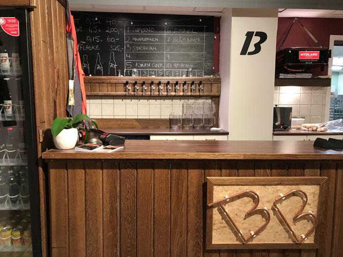 bryggeri 13 tromso 700x525 - The best craft beer in Tromsø, Norway