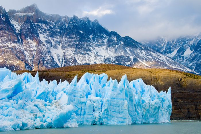 glacier chile 700x468 - Travel Contests: August 16, 2017 - Patagonia, Myanmar, Ibiza, & more