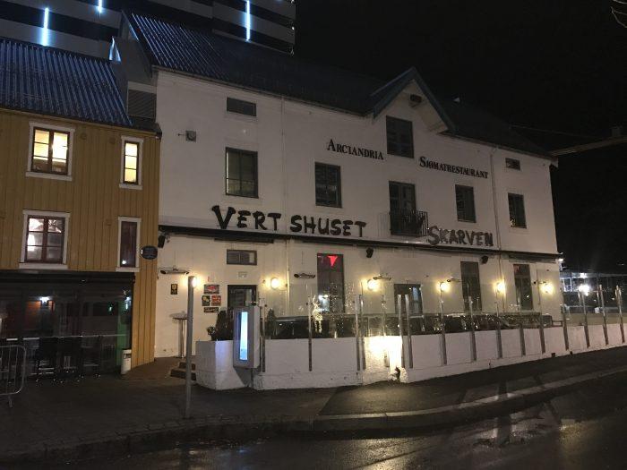 vertshuset skarven 700x525 - The best craft beer in Tromsø, Norway