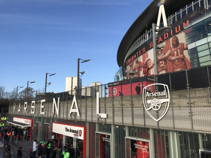 IMG 1178 700x525 - Attending an Arsenal match at Emirates Stadium