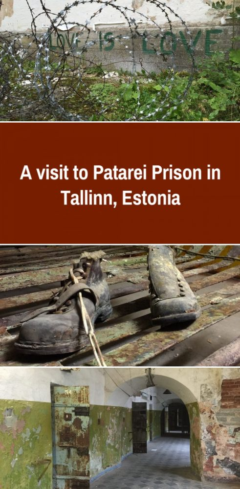 a visit to patarei prison in tallinn estonia 491x1000 - A visit to Patarei Prison in Tallinn, Estonia