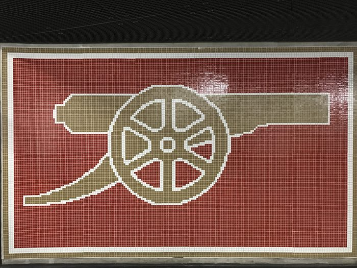 arsenal gunners tile logo 700x525 - Attending an Arsenal match at Emirates Stadium