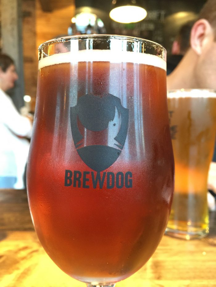 brewdog beer 700x933 - The best craft beer in Glasgow, Scotland