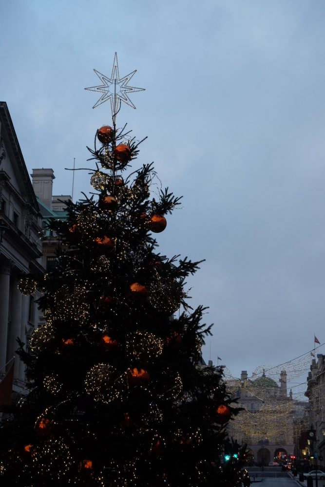 christmas in london 667x1000 - The top things to do during Christmas & New Year's in London