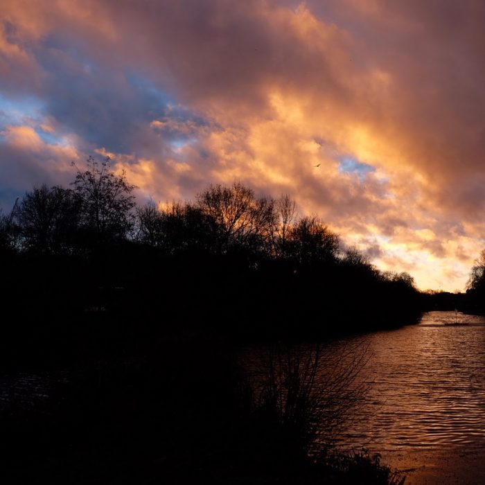 christmas sunset st james park 700x700 - The top things to do during Christmas & New Year's in London