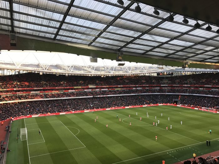 emirates stadium arsenal attending a match tickets 700x525 - The top things to do during Christmas & New Year's in London