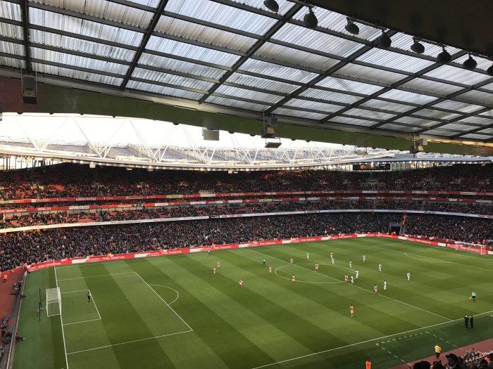 emirates stadium arsenal attending a match tickets 700x525 - Attending an Arsenal match at Emirates Stadium