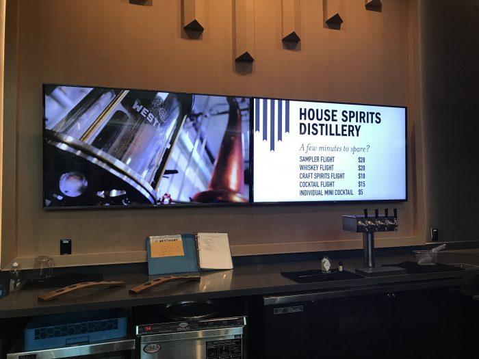 house spirits distillery pdx tastings 700x525 - House Spirits Distillery Portland PDX Priority Pass review