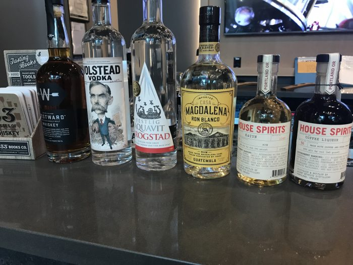 house spirits distillery portland airport spirit tastings priority pass 700x525 - House Spirits Distillery Portland PDX Priority Pass review