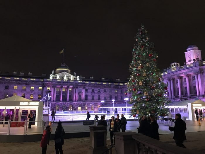 new years eve somerset house london 700x525 - The top things to do during Christmas & New Year's in London