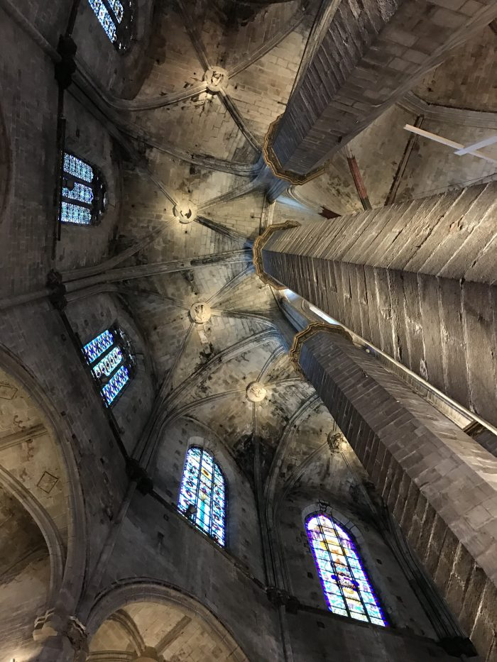 basilica de santa maria del mar barcelona spain 700x933 - The top 10 things to do in the Gothic Quarter of Barcelona