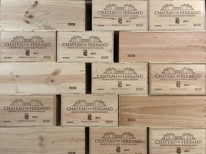 chateau de ferrand 700x525 - A wine tasting tour of Bordeaux including Saint Emilion, Chateau de Sales, & Chateau de Ferrand