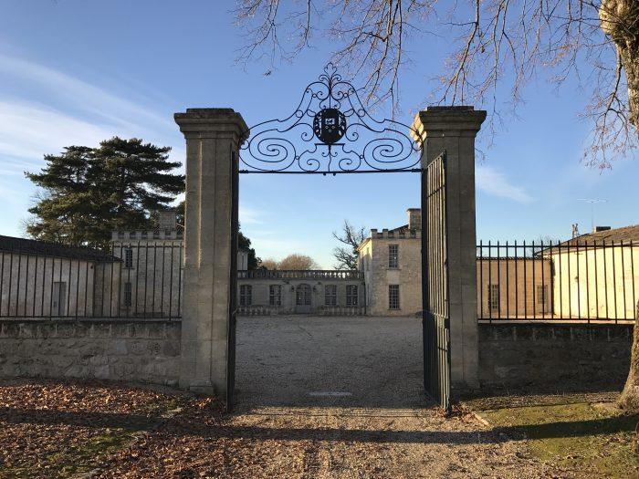 chateau de ferrand bordeaux 700x525 - A wine tasting tour of Bordeaux including Saint Emilion, Chateau de Sales, & Chateau de Ferrand