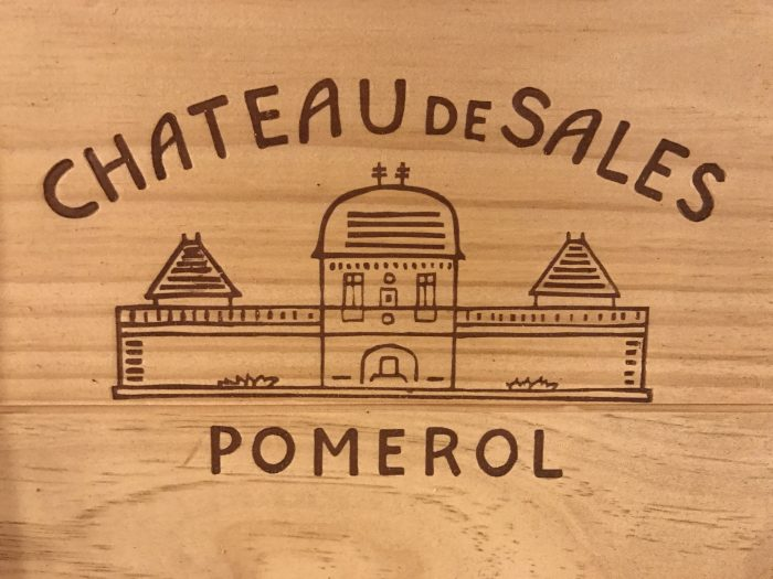 chateau de sales 700x525 - A wine tasting tour of Bordeaux including Saint Emilion, Chateau de Sales, & Chateau de Ferrand