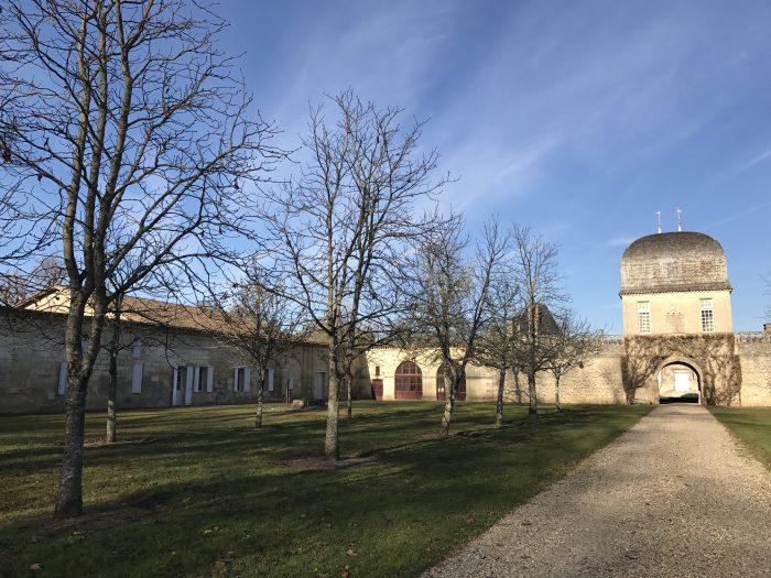 chateau de sales bordeaux 700x525 - A wine tasting tour of Bordeaux including Saint Emilion, Chateau de Sales, & Chateau de Ferrand