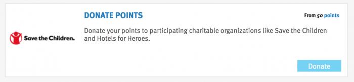 keep wyndham rewards points from expiring charity 700x163 - How to keep Wyndham Rewards points from expiring