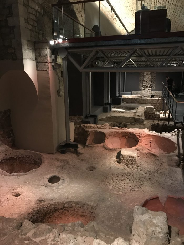 museum of the history of barcelona archaeology 700x933 - The top 10 things to do in the Gothic Quarter of Barcelona
