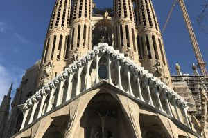 sagrada familia 300x200 - Travel Contests: September 18, 2019 - Barcelona, NYC, Paris, & more