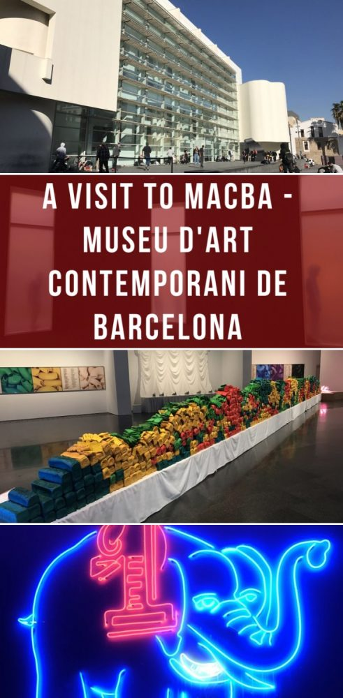 a visit to macba museu dart contemporani de barcelona 491x1000 - A visit to MACBA - Museu d'Art Contemporani de Barcelona