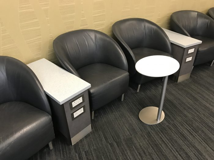 american airlines admirals club london heathrow seats outlets 700x525 - American Airlines Admirals Club London Heathrow LHR review