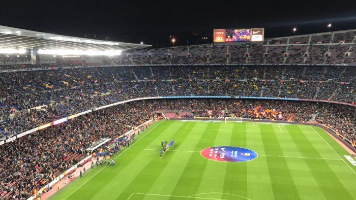 attending a barcelona match at camp nou stadium 700x394 - Attending an FC Barcelona match at Camp Nou