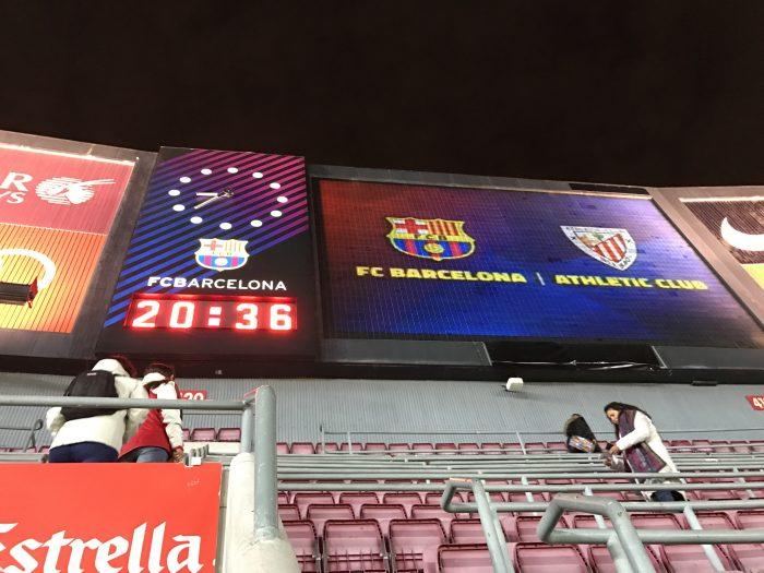 attending a barcelona match at camp nou video 700x525 - Attending an FC Barcelona match at Camp Nou