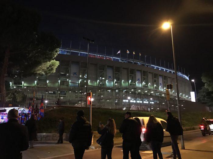 attending a barcelona match camp nou 700x525 - Attending an FC Barcelona match at Camp Nou