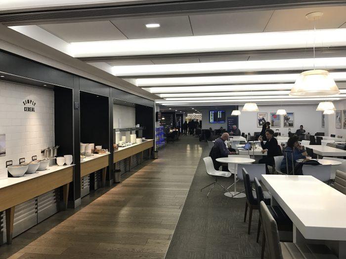 british airways galleries lounge london heathrow lhr terminal 3 700x525 - British Airways Galleries Lounge London Heathrow LHR Terminal 3 review
