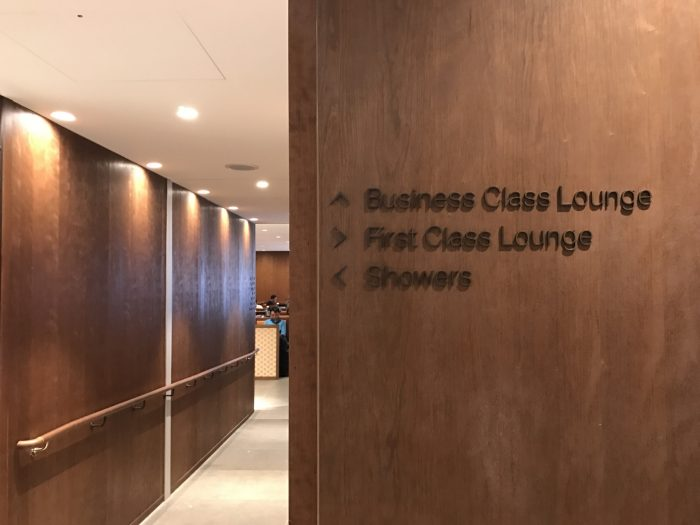 cathay pacific first business class lounge london heathrow 700x525 - Cathay Pacific Business Class Lounge London Heathrow LHR Terminal 3 review