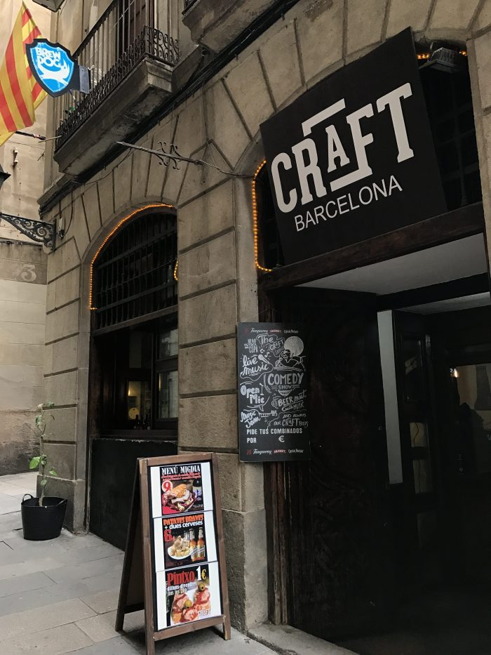 craft beer barcelona 700x933 - The best craft beer in Barcelona, Spain