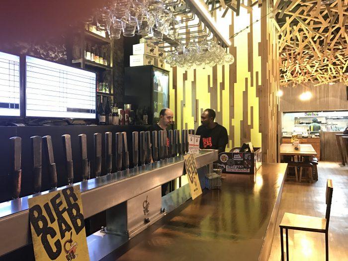 craft beer barcleona cerveseria biercab 700x525 - The best craft beer in Barcelona, Spain