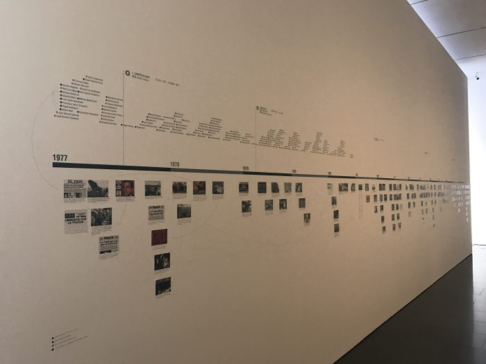 gelatina dura 700x525 - A visit to MACBA - Museu d'Art Contemporani de Barcelona