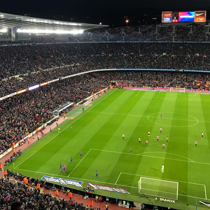 img 7367 700x700 - Attending an FC Barcelona match at Camp Nou