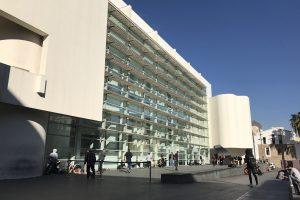 macba barcelona 300x200 - A visit to MACBA - Museu d'Art Contemporani de Barcelona