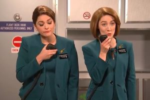snl aer lingus sketch 300x200 - SNL Aer Lingus sketch: Video