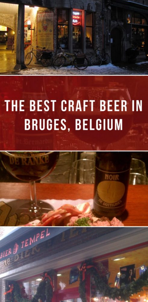 the best craft beer in bruges belgium 491x1000 - The best craft beer in Bruges, Belgium