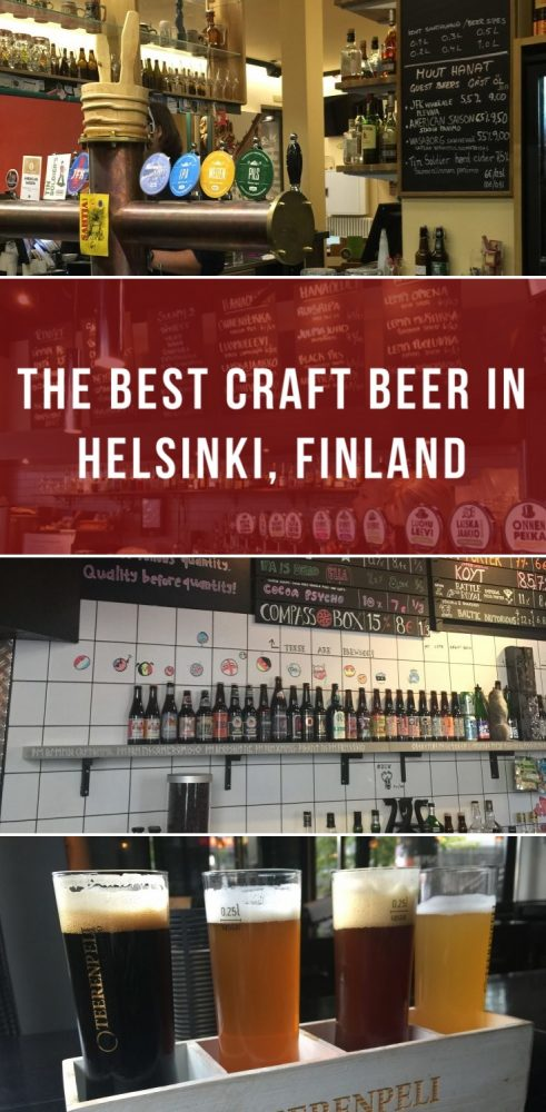 the best craft beer in helsinki finland 491x1000 - The best craft beer in Helsinki, Finland