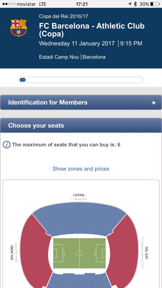 tickets attending a barcelona match at camp nou 563x1000 - Attending an FC Barcelona match at Camp Nou