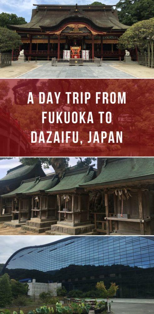 a day trip from fukuoka to dazaifu japan 491x1000 - A day trip from Fukuoka to Dazaifu, Japan