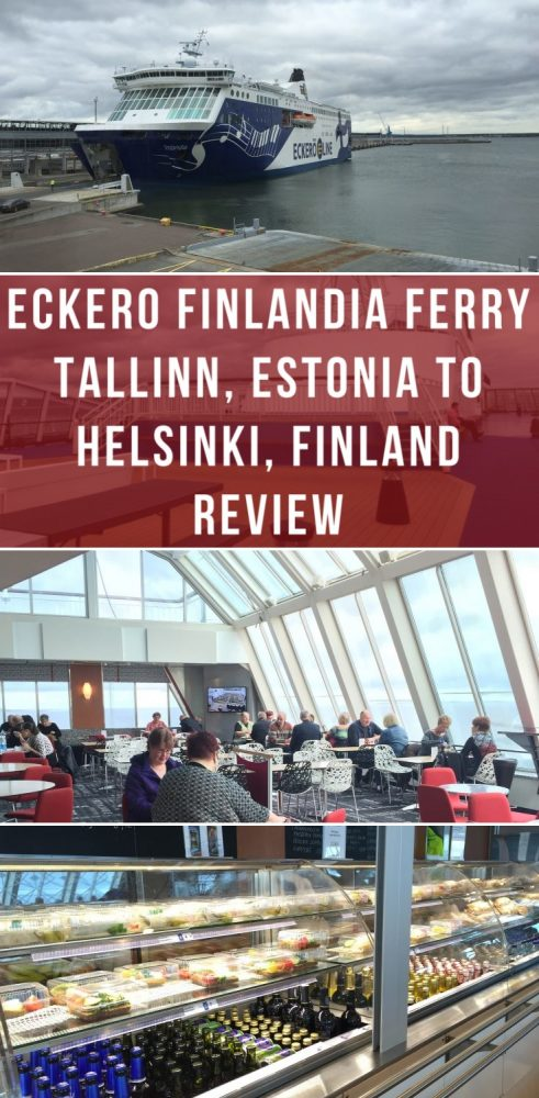 eckero finlandia ferry tallinn estonia to helsinki finland review 491x1000 - Eckero Finlandia ferry Tallinn, Estonia to Helsinki, Finland review